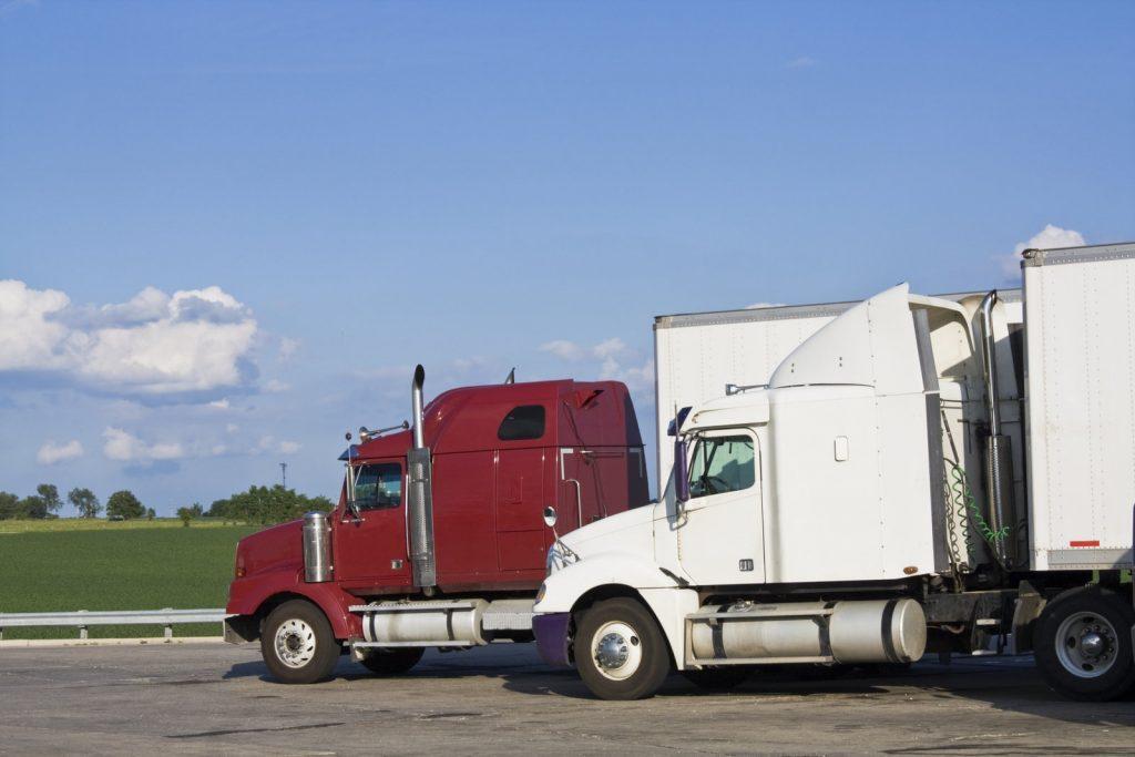 big truck for construciton
